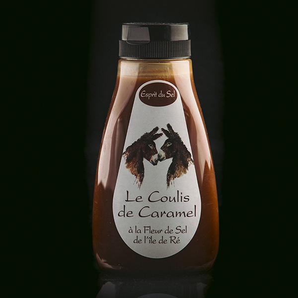 caramel coulis